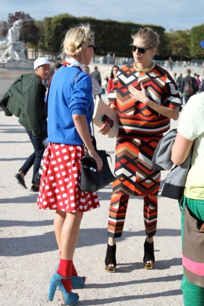 Chole, Paris Fashion Week