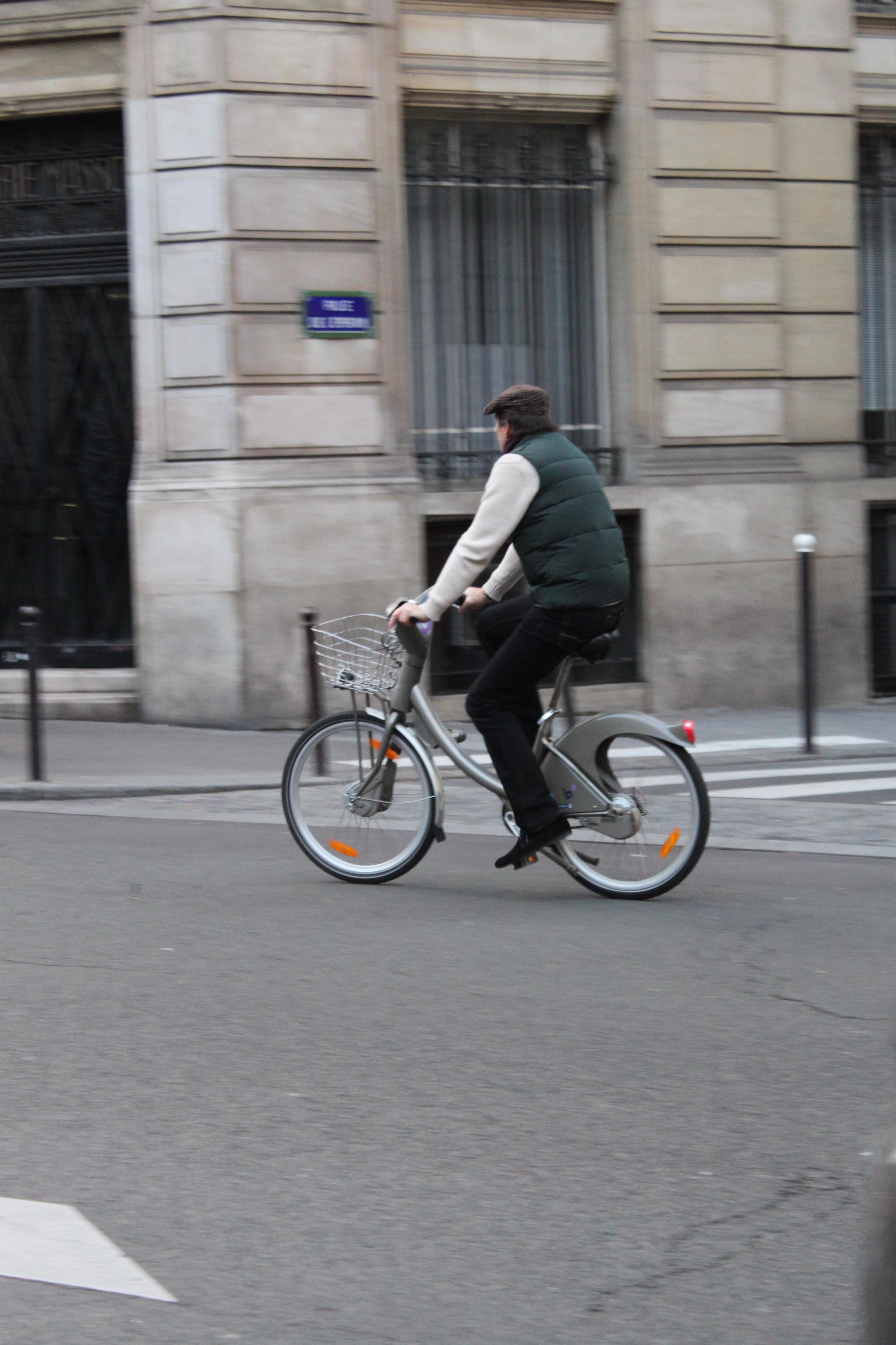 Street Cycle