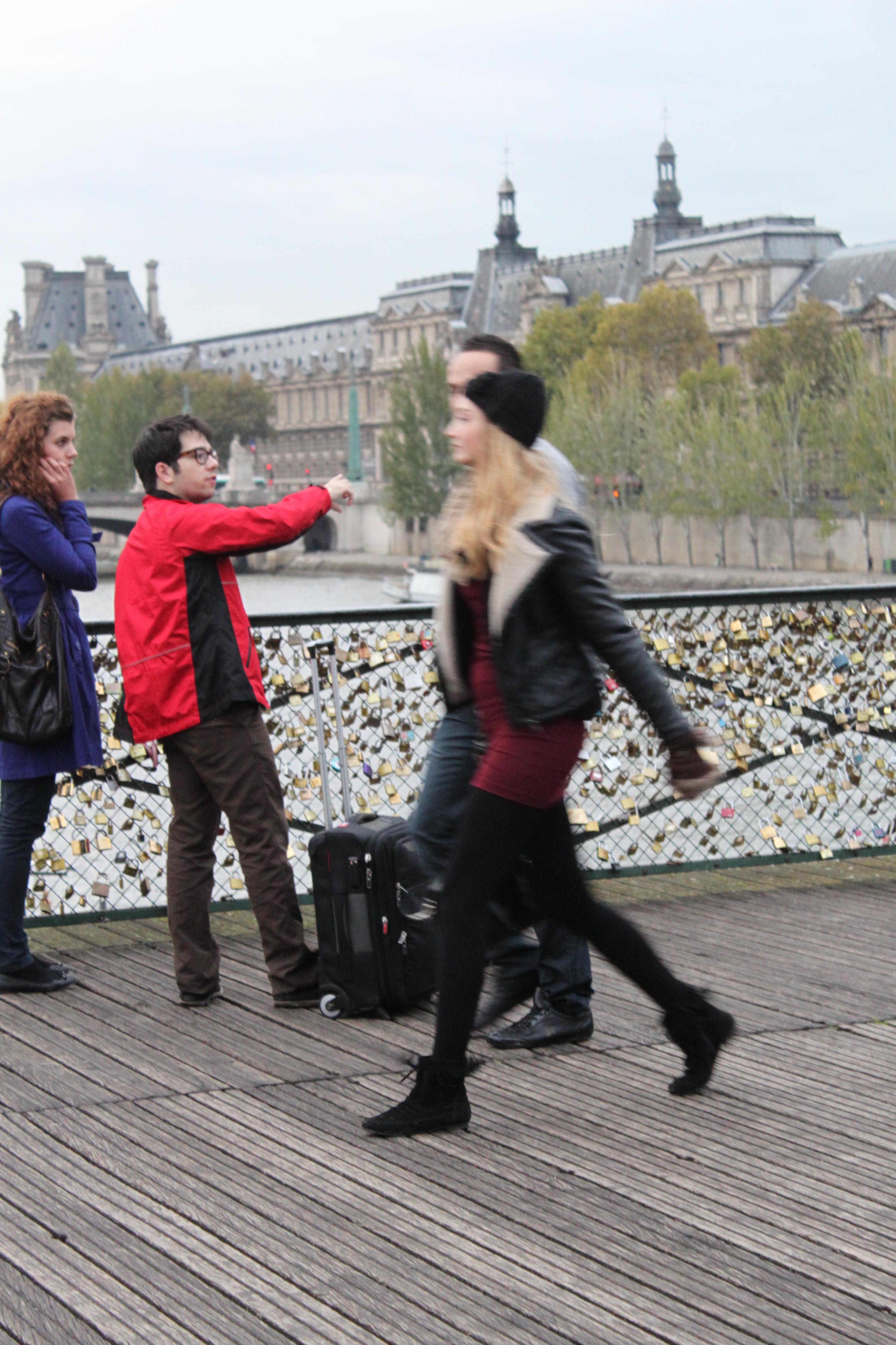 Le Tourist et LeParisien
